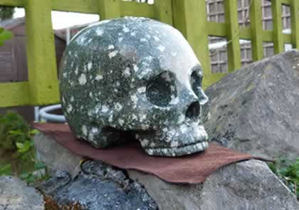 Esus the Bluestone Skull and the Preseli Consciousness