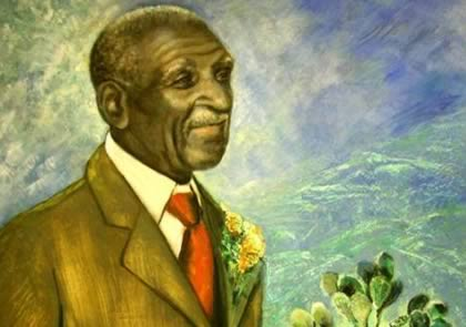George Washington Carver was an American scientist, botanist, educator, and inventor, as well as a mystic.