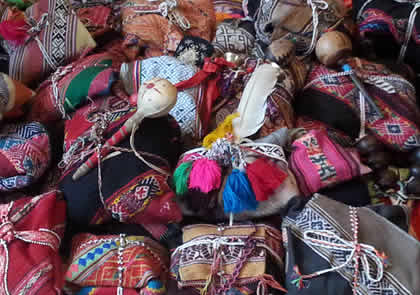 We offer various Inca Shamanism Initiations