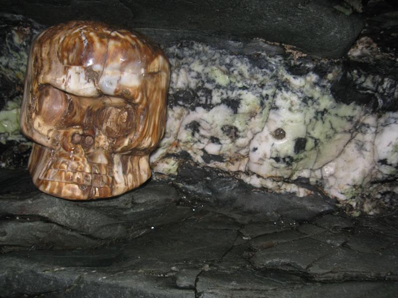 Crystal Skulls And Sound Tintagel