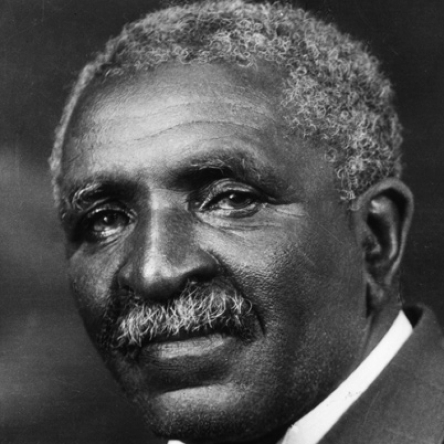 George Washington Carver Scientist And Mystic